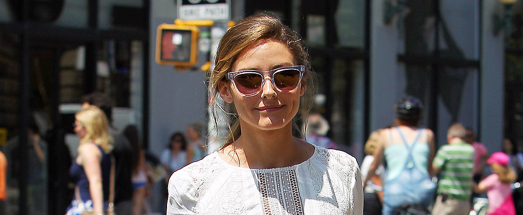 Did Olivia Palermo Get Married in This Dress?