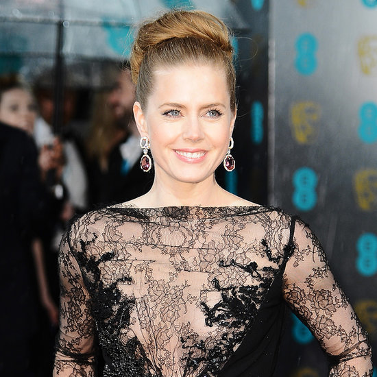 Amy Adams Random Act Of Kindness To Soldier On Plane