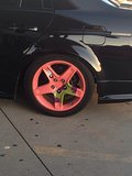 """Best wheels ever."" Source: Reddit user X3FBrian via Imgur"