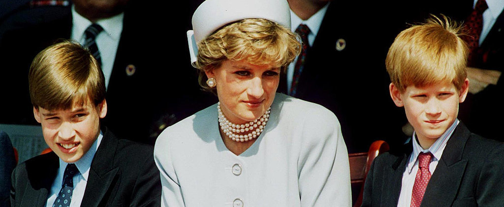 Princess Diana's Sweetest Mom Moments