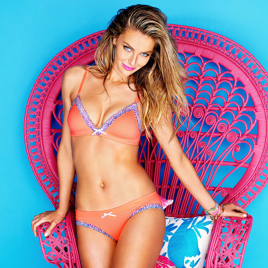 Pictures of Jennifer Hawkins Wearing Lovable Underwear