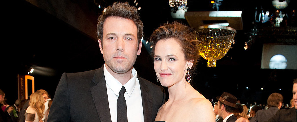 Speed Read: Inside Ben and Jen's Romantic Anniversary