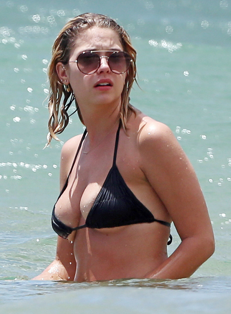 Ashley Benson and Shay Mitchell Show Off Their Pretty Little Bikini Bodies