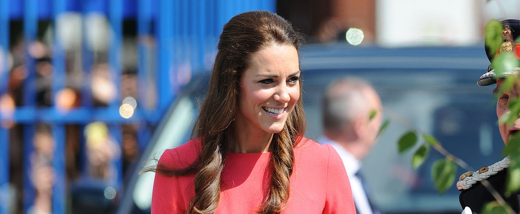 If You Don't Already, Kate Middleton Might Just Make You Love the Color Pink