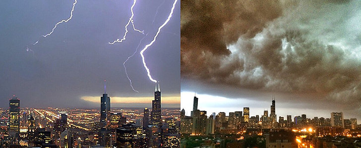 Unbelievable Pictures of the Midwest's Derecho Storm