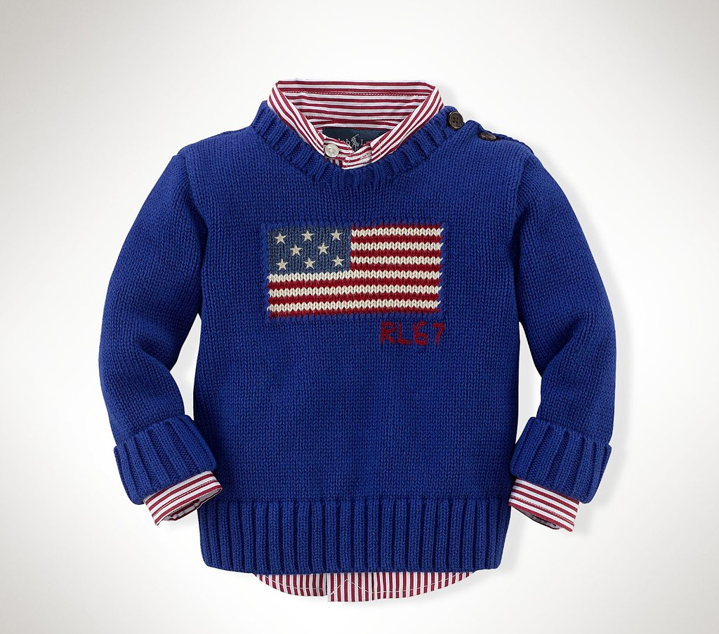 Wear This: Ralph Lauren Sweater