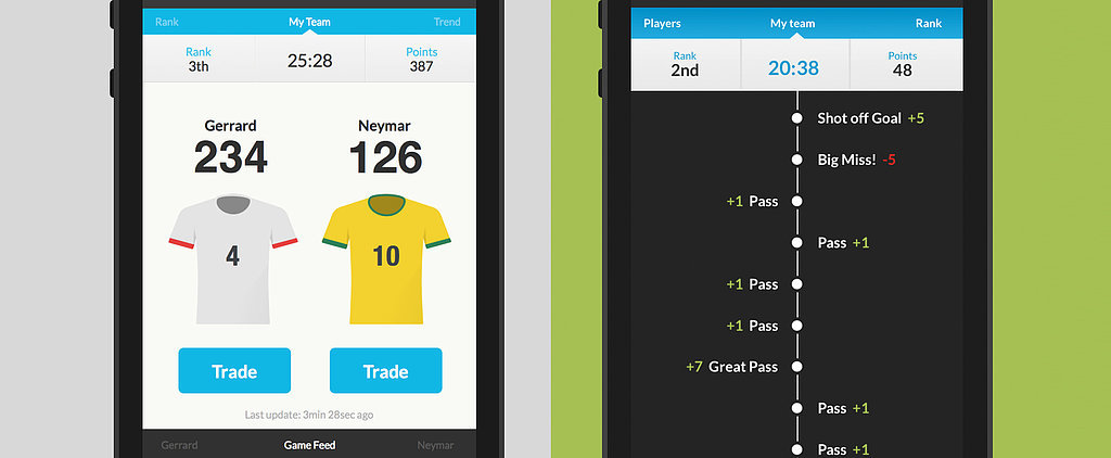 The Easiest (and Most Fun) World Cup Fantasy League Ever