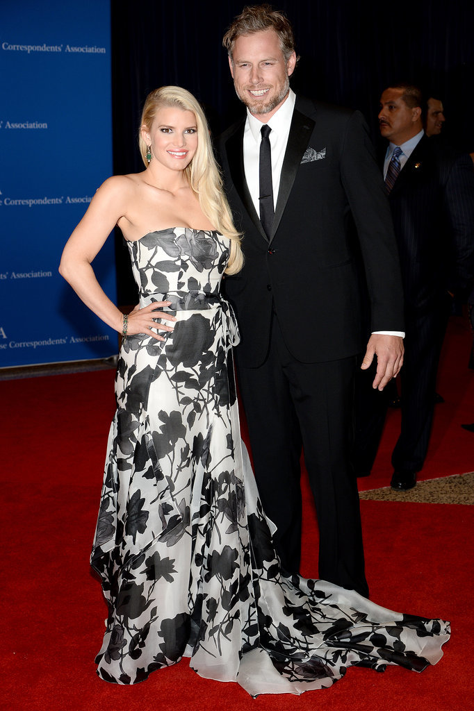 They looked sharp on the red carpet at the May 2014 White House Correspondents' Dinner in Washington DC.