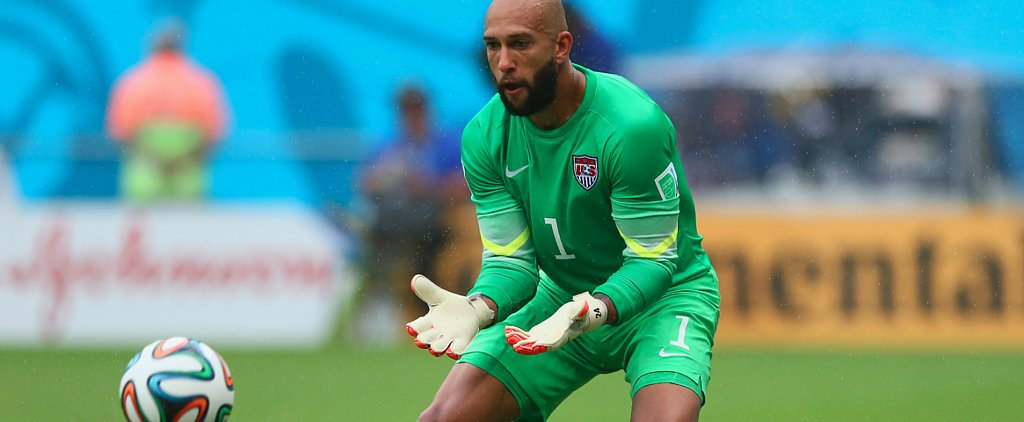Tweets That Prove Tim Howard Didn't Deserve to Lose the World Cup