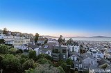 A gorgeous view of rooftops, mountaintops, and, of course, the beautiful bay.  Source: Coldwell Banker