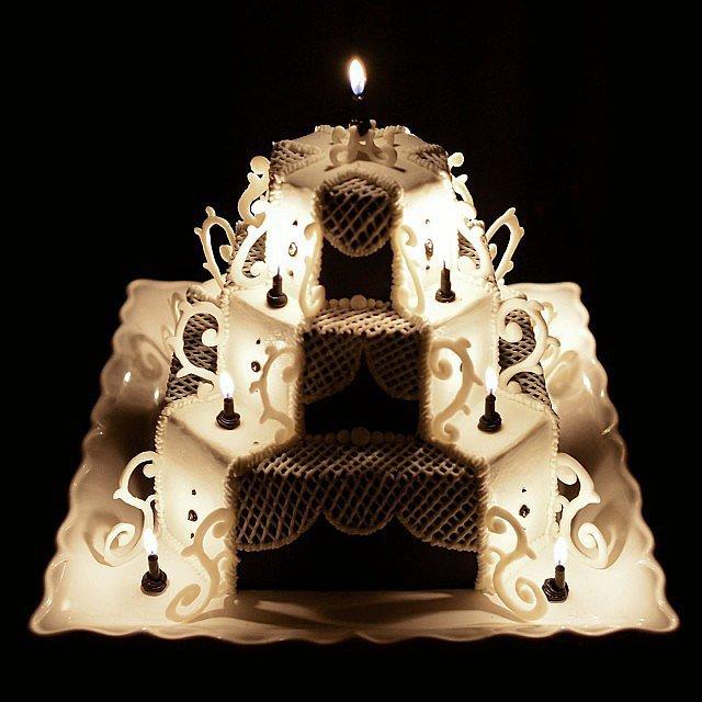 (Happy) Birthday Cake