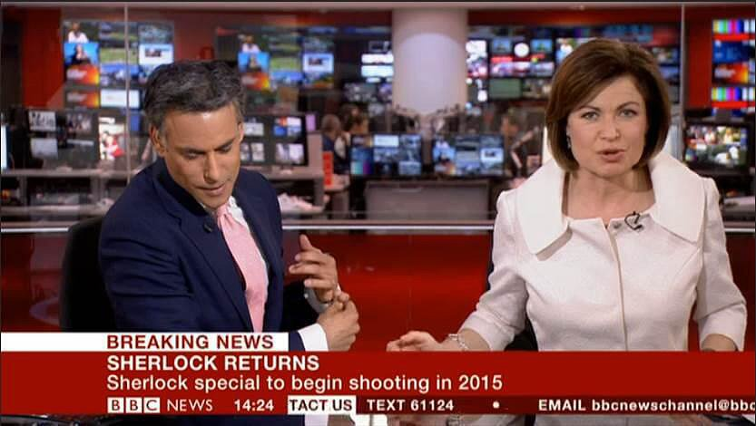 This was breaking news in the UK.  Source: Twitter user rajivnathwani