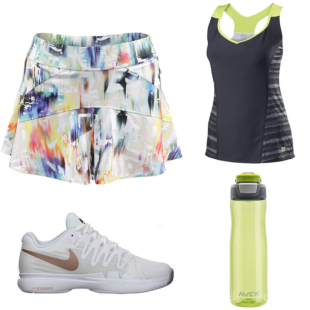 7 Ways to Bring Wimbledon to Your Workout
