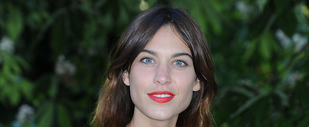 Steal Alexa Chung's Summer Lip Colour Secret