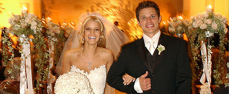 Throwback Thursday: Nick and Jessica's Wedding Edition