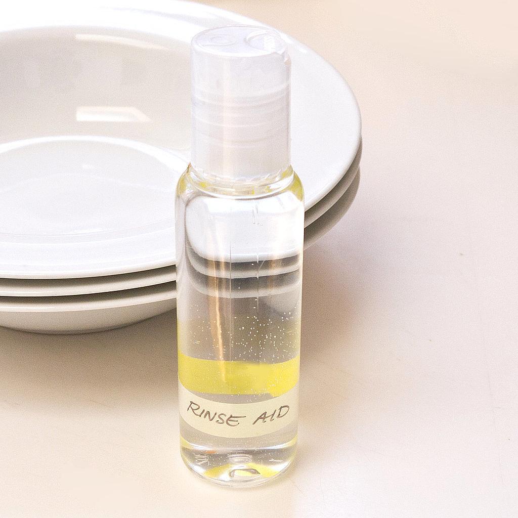 All-Natural Rinse Aid