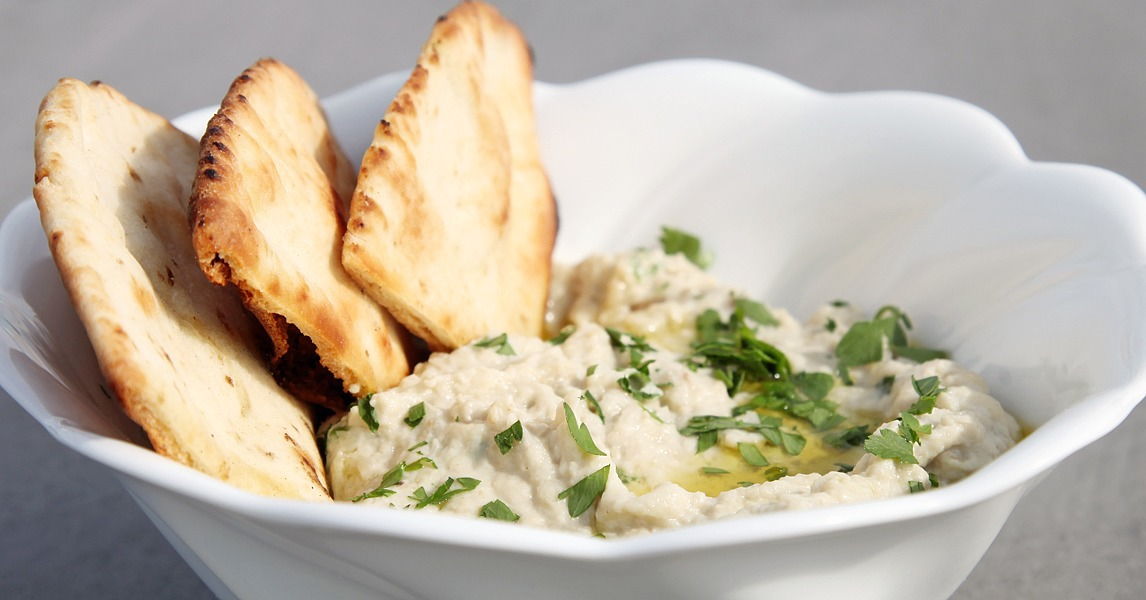 Easy Baba Ghanoush Recipe | POPSUGAR Food