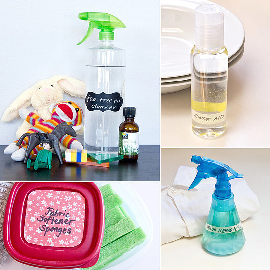 Make These 56 DIY Cleaning Products For Pennies