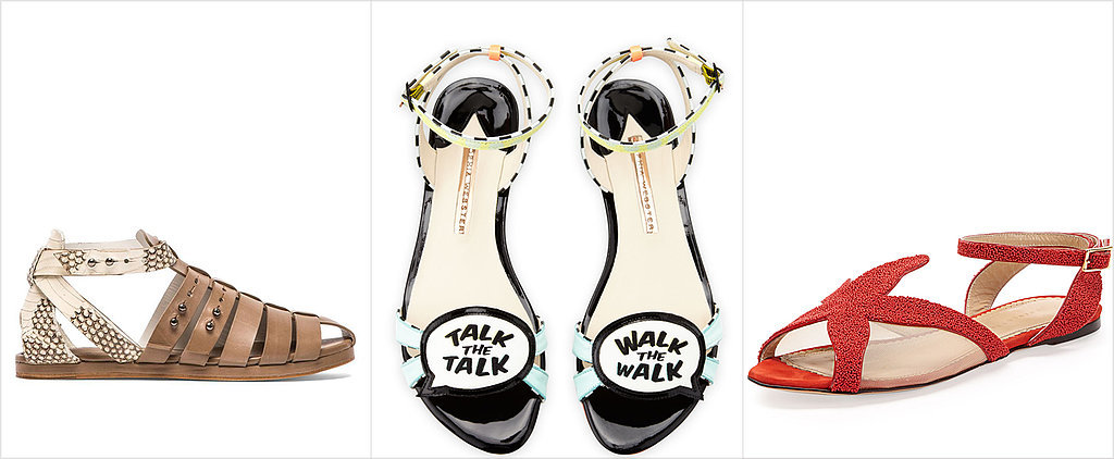POPSUGAR Shout Out: Step Up Your Sandal Game