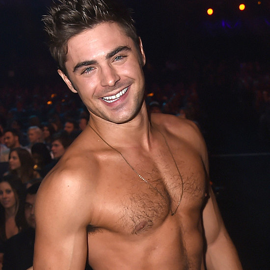 How To Get Over Your Crush On Hot, Shirtless Zac Efron