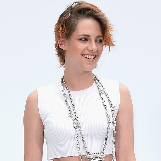Kristen Stewart Short Hair at Chanel Paris Fashion Week
