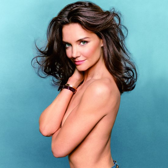 Katie Holmes Interview With Glamour Magazine | August 2014