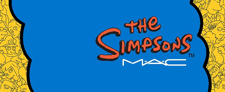 D'oh! See the Entire MAC and Simpsons Makeup Collection