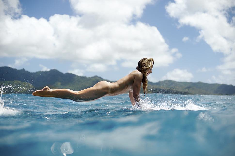 Coco Ho, Surfing, 2014