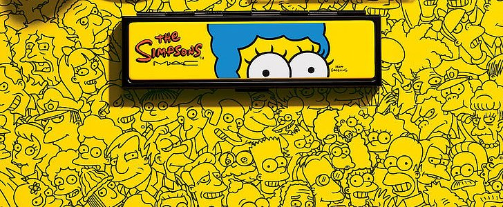 POPSUGAR Shout Out: The Simpsons Inspired a Makeup Line!