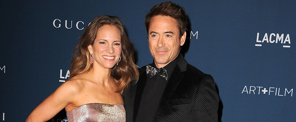 Robert Downey Jr. and His Wife Are Expecting a Baby Girl!
