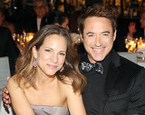 Robert Downey Jr.'s Wife Susan Pregnant With Baby Girl, Couple's Second Child