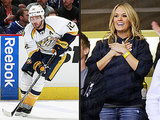 Carrie Underwood & Mike Fisher: 4 Happy Years in Photos
