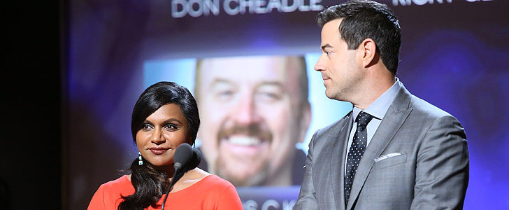 Major Props Go to Mindy Kaling For Handling Her Emmy Snub Gracefully