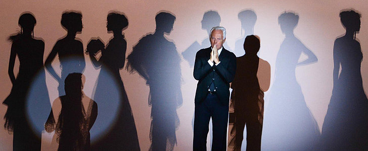 80 Reasons Birthday Boy Giorgio Armani Is the World's Most Stylish Man