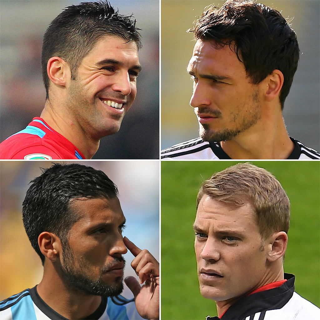 Every Single Sexy Player in the World Cup Final