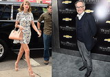 Taylor Swift Does Dinner with Steven Spielberg