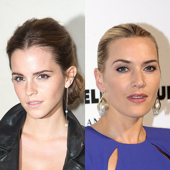 Celebrity Hair Makeup Beauty Inspiration 2014 Fashion Week