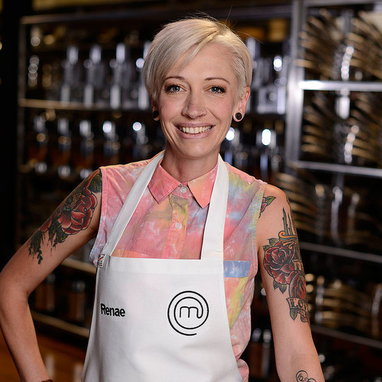MasterChef 2014 Elimination Interview: Renae Smith