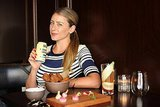 Lo Bosworth Slurps Oysters, Dreams of Uni Toast, and Tries Her Very First Chicken Wing