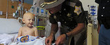 3-Year-Old Cancer Patient Named Official Sheriff