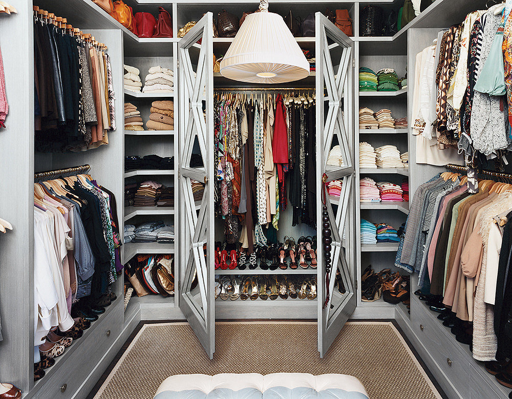 A Crowded Closet