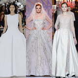 Wedding Dresses at Haute Couture Fashion Week Fall 2014
