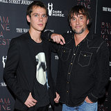 Richard Linklater and Ellar Coltrane Interview For Boyhood