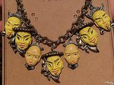 "Topshop's Yellowface Necklaces Are Racist Whether They're ""Vintage-Style"" Or Not"
