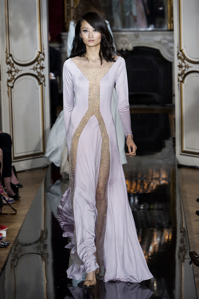 Loris Azzaro Haute Couture Fall 2014