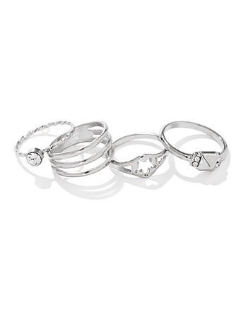 New York & Company Ring Set