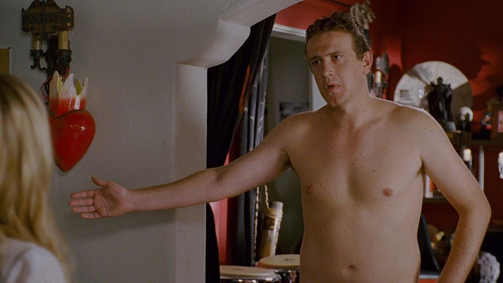 Jason Segel in Forgetting Sarah Marshall
