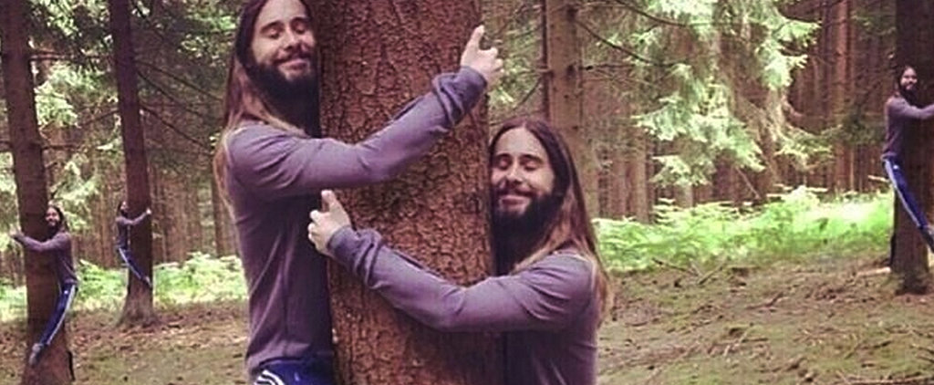 Why the Internet Went Insane For #JaredHuggingLeto and Other Celeb Memes
