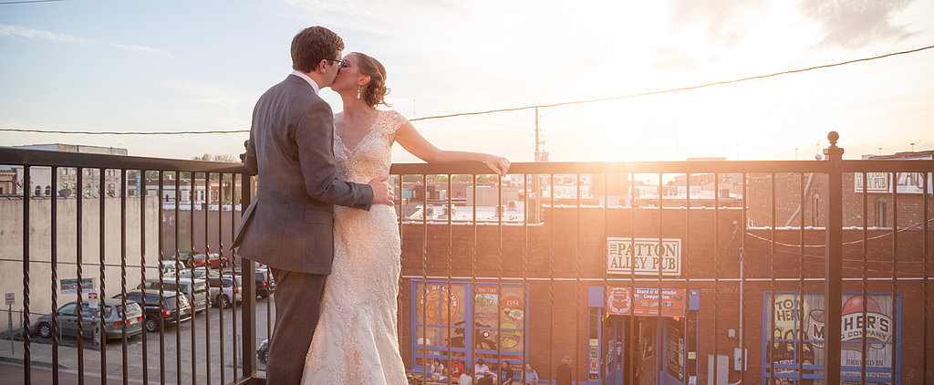 Kyle and Kira's Vintage Library-Themed Wedding
