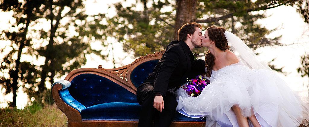 Tessa and Tyrell's Lakeside Glamour Wedding